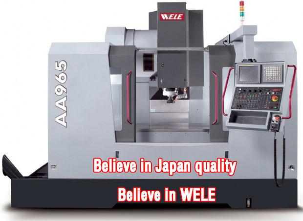 WELE / AA 965 1